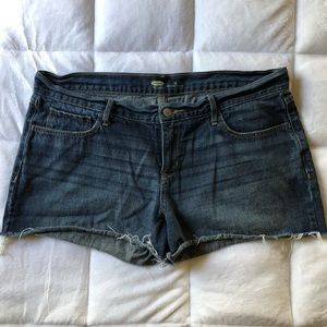 Old Navy Jean Shorts (Size 12)